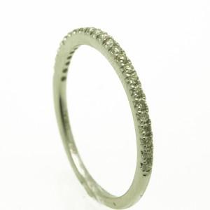 Karikagyűrű gyémántokkal
