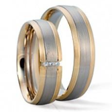 Arany karikagyűrű aranyból