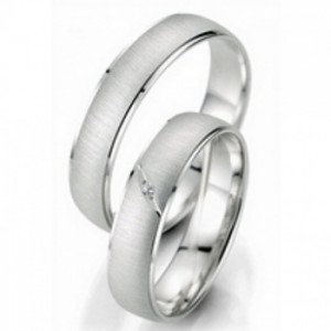 Arany karikagyűrű pár